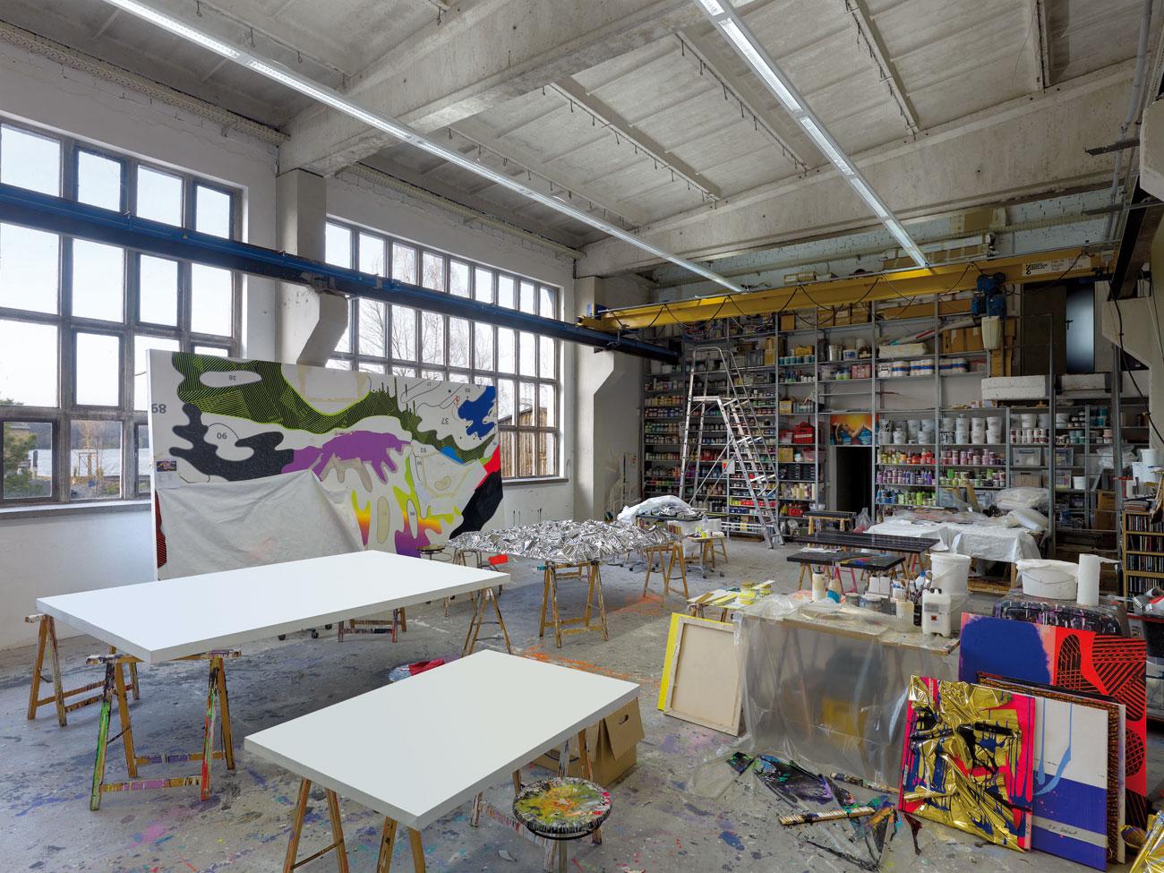 Atelier Anselm Reyle