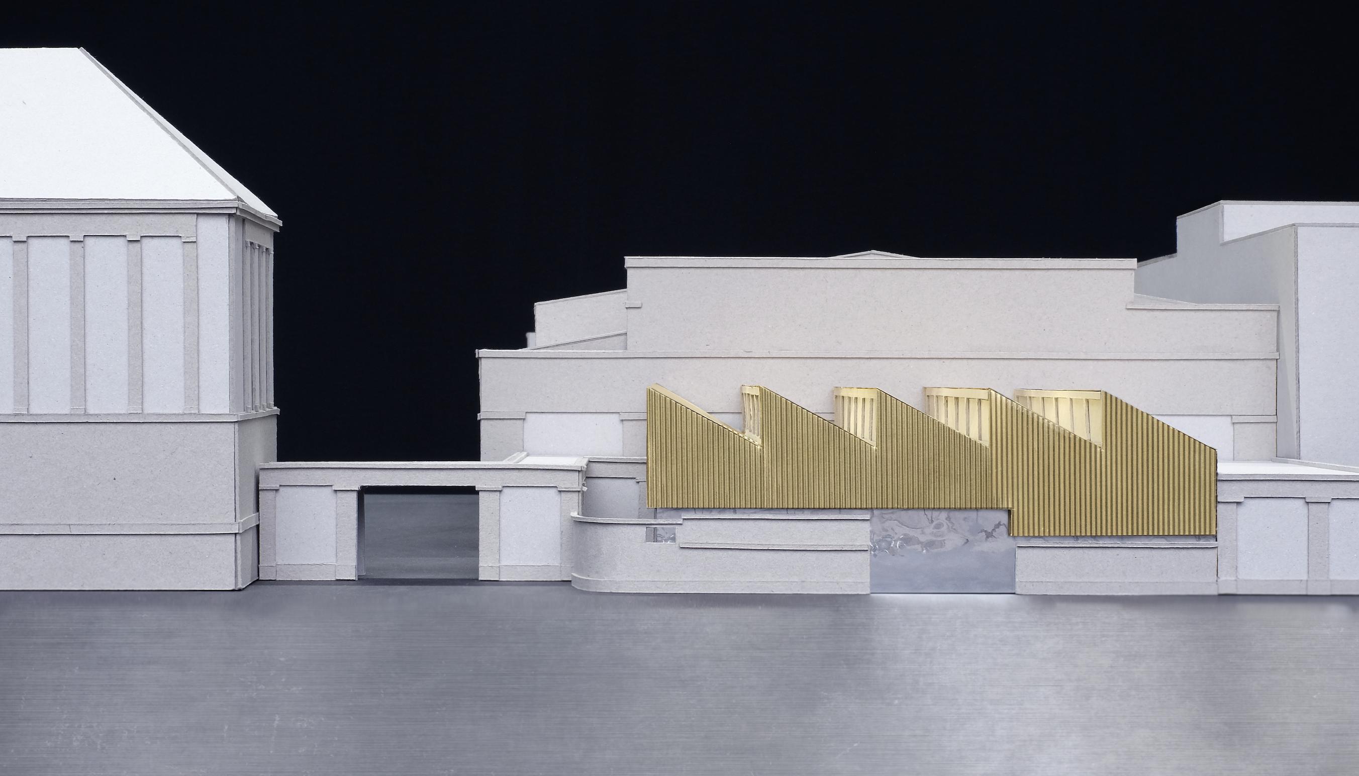Festhalle Rheinstahlgelände, Tanja Lincke Architekten
