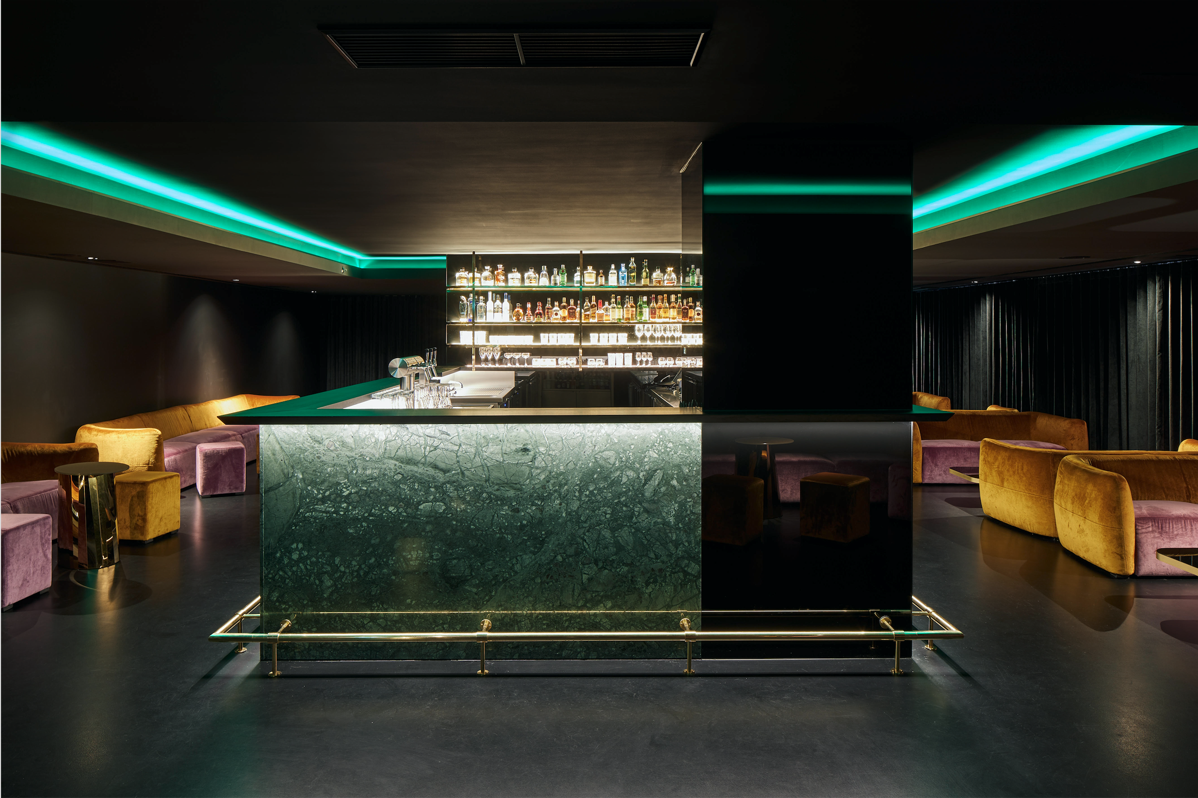 New York Bar, Tanja Lincke Architekten