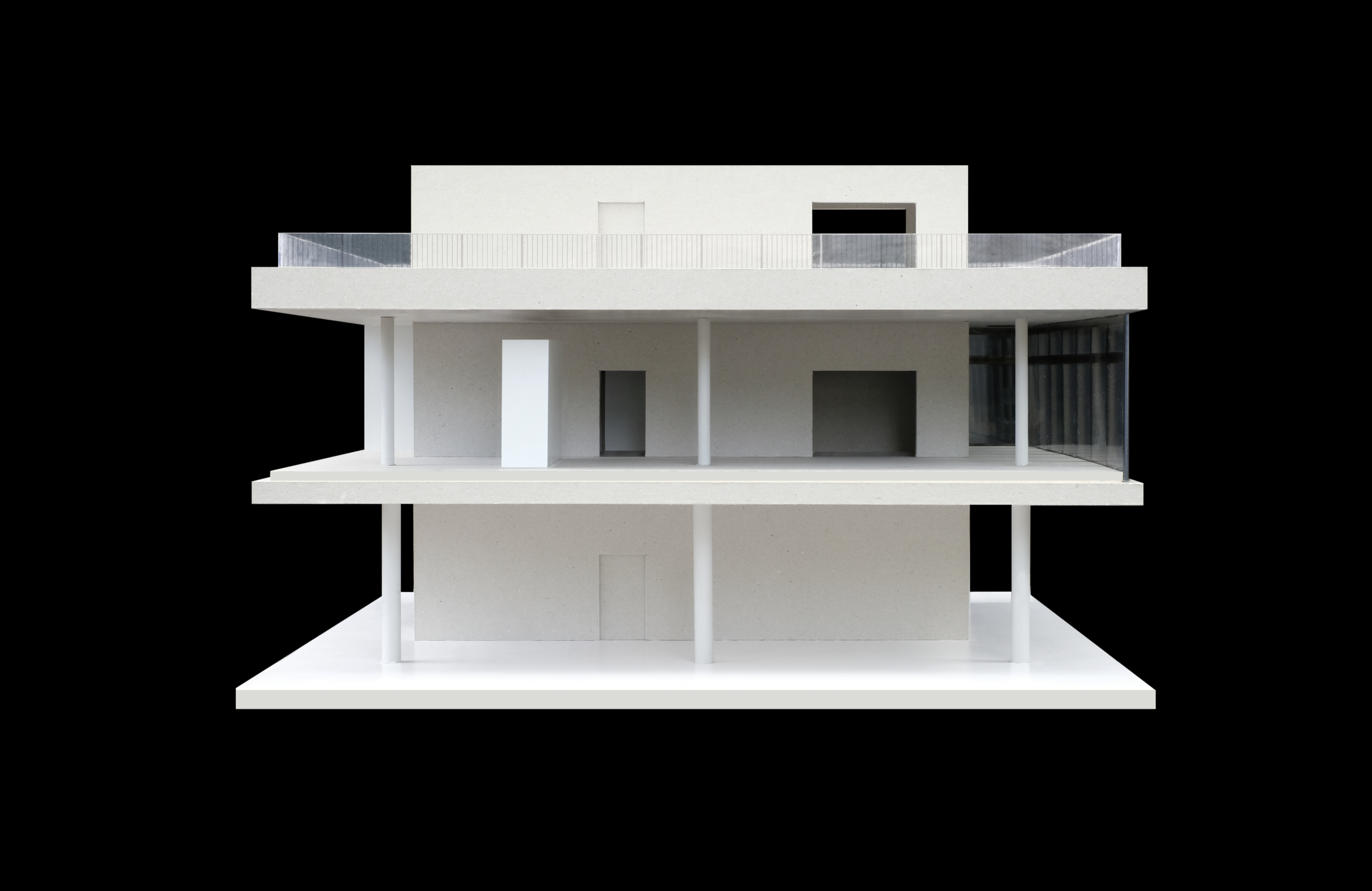 Haus an der Spree Modell