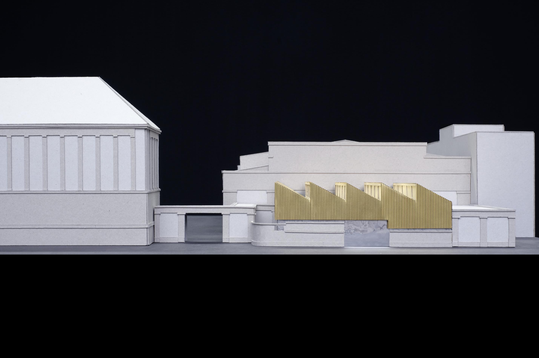 Rheinstahlhalle Ansicht Tanja Lincke Architekten