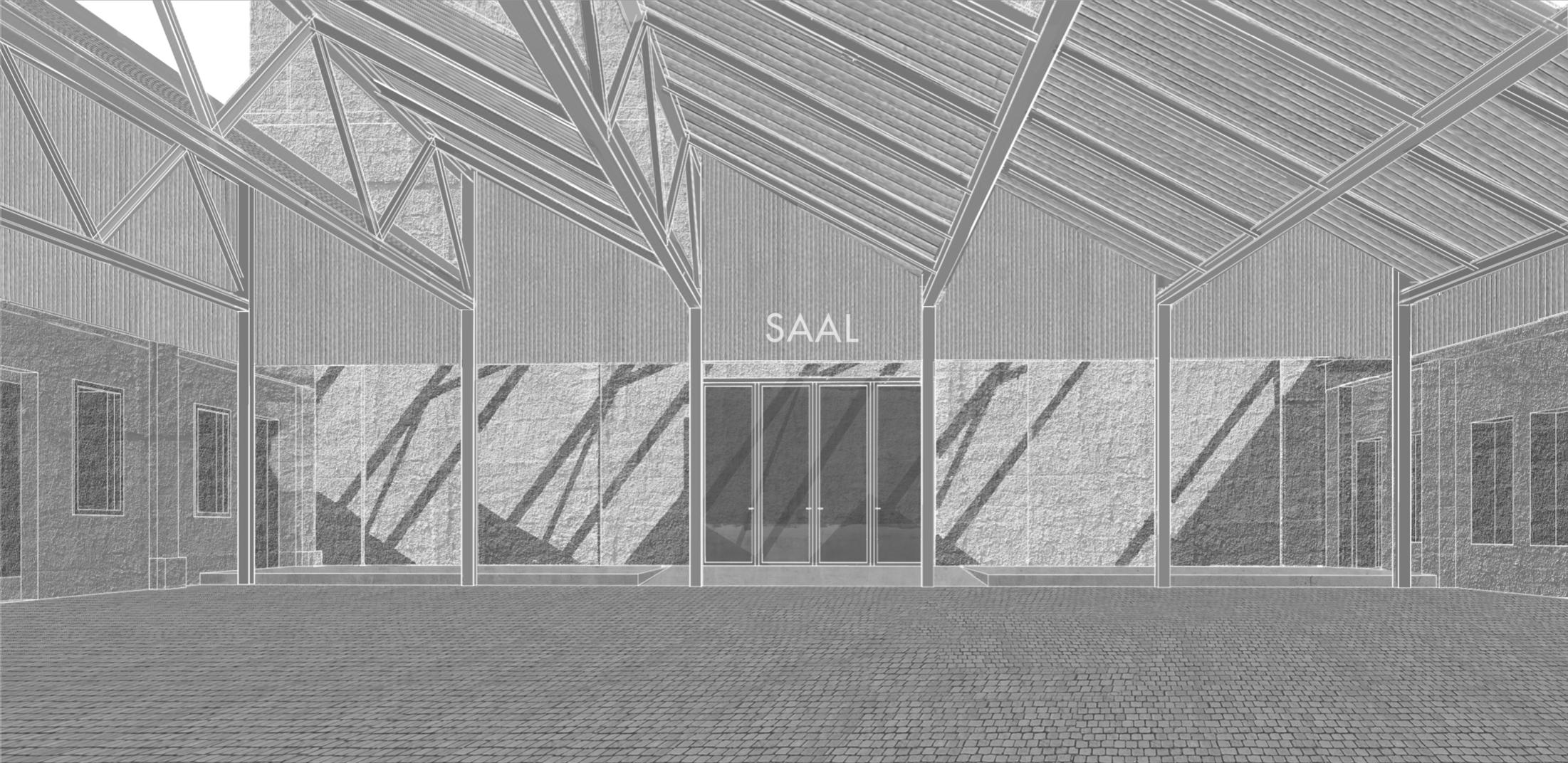 Rheinstahlhalle Innenraum Tanja Lincke Architekten